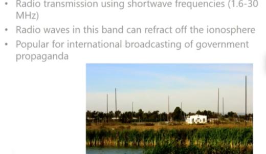 検閲されてもビットコインは死なず:ラジオ波による送信技術