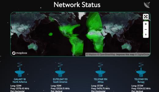 ビットコインネットワークが静止衛星軌道に広がる